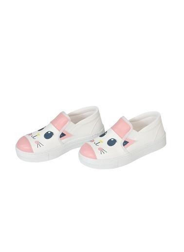 Lupiakids Minnoş Kız Çocuk Sneakers Ayakkabı Renkli
